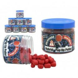 Haldorádo hybrid pellet Pop Up Maxi - Veľký kapor
