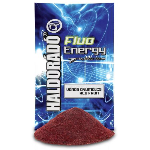 Krmivo Fluo Energy 1kg red fruit