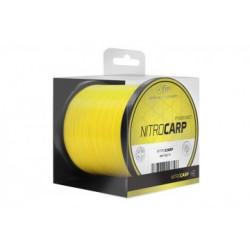Fin Nitro Carp 600m sýta žltá 0,25mm 11,5lbs
