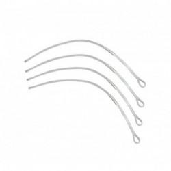 Braided loop Lines 4-8