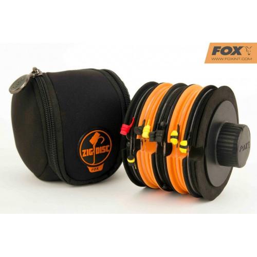 Fox Zig Disc Storage System-zasobník na nádväzce