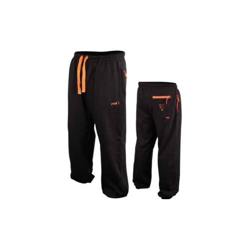 Fox Black Orange Lightweight Joggers M
