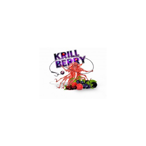 Ready boilie KrillBerry - 18mm, 250g
