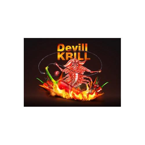Devill Krill plovoucí boilies - žltá 14mm/50g
