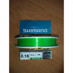 Kairiki PE 0,10 mm/6,0 kg/150 m zelená