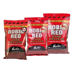 Pellets Robin Red Not Drilled 6mm 900g