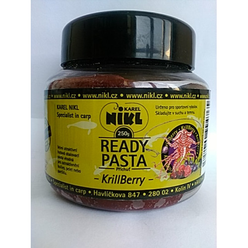 Ready pasta KrillBerry 250g