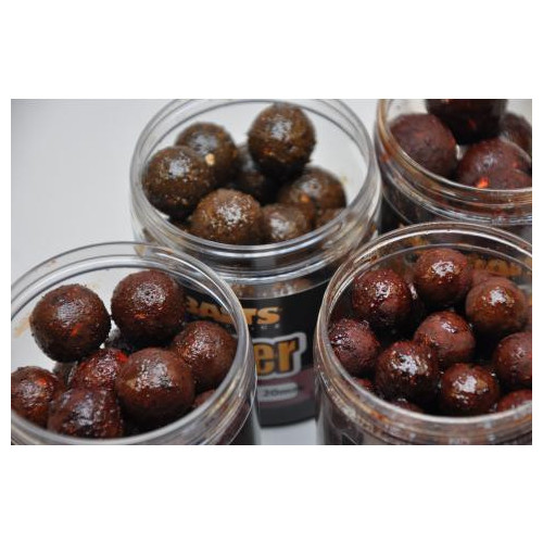 Gangster boilies v dipe 250ml - G4 Squid&Octopus 16mm