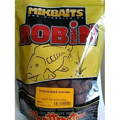 Robin Fish boilies 2,5kg - Šťavnatá broskev 16mm