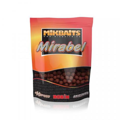 Mirabel boilies 300g - Ananás N-BA 12mm