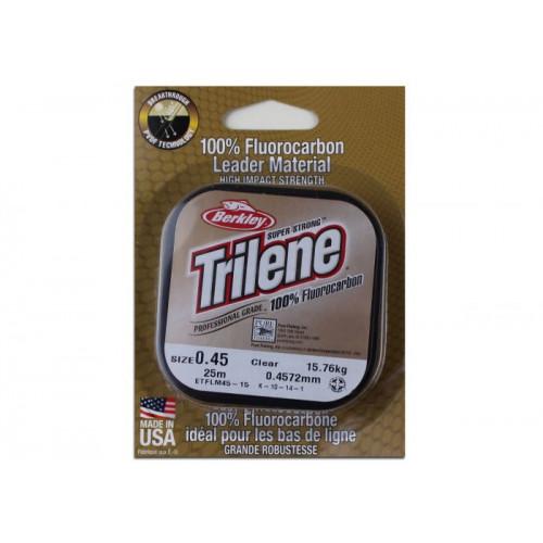 Trilene Fluorocarbon Leader