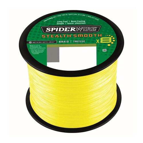 Spider Wire Stealth Smooth 8 2000m