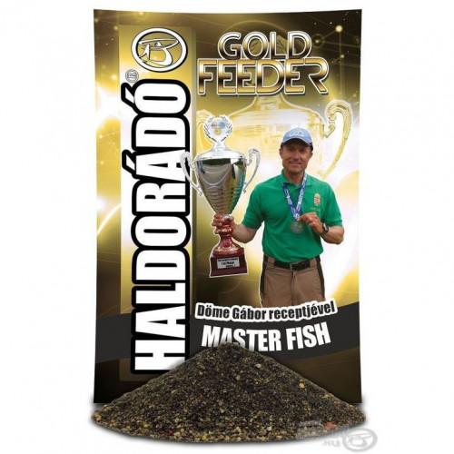Gold Feeder  - Master Fish