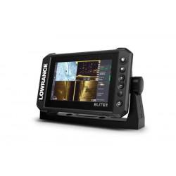 Sonar Lowrance Elite FS™ 7 so sondou Active Imaging 3-v-1