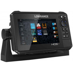 LOWRANCE HDS LIVE 9 ROW Active Imaging 3-IN-1 sonda