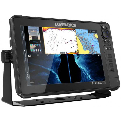 LOWRANCE HDS LIVE 12 ROW Active Imaging 3-IN-1 sonda