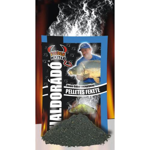 Krmivo Feeder Master 1kg čierne peletové