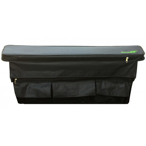 Poťah lavičky s kapsou 20x65cm