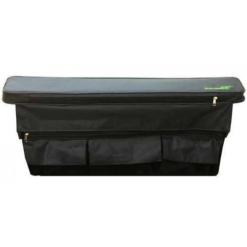 Poťah lavičky s kapsou 20x76cm