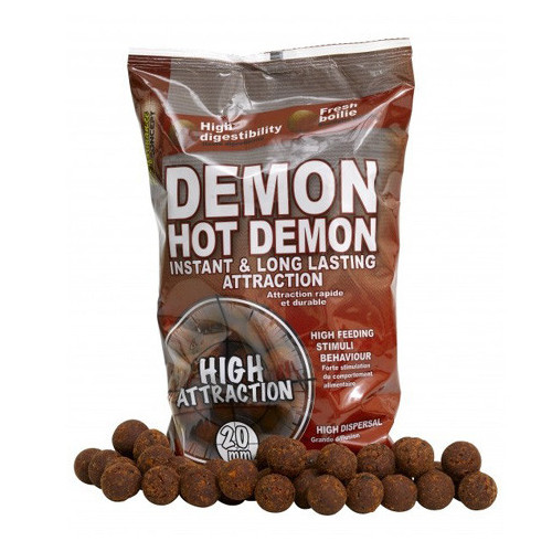 Boilies Concept Hot Demon 20mm 2,5kg