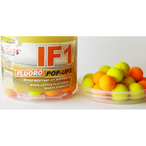 Concept Fluo Pop Ups IF1 14mm 80g