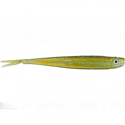 PowerBait Dropshot Minnow 8cm Pearl Watermelon Shad with Scales