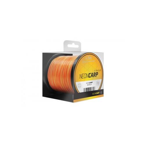 Fin Neon Carp 300m 0,26mm 10,8lbs žlto-oranžová