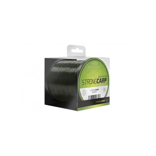 Vlasec Strong Carp 300m/tm. oliva 0,25mm 12,1lbs