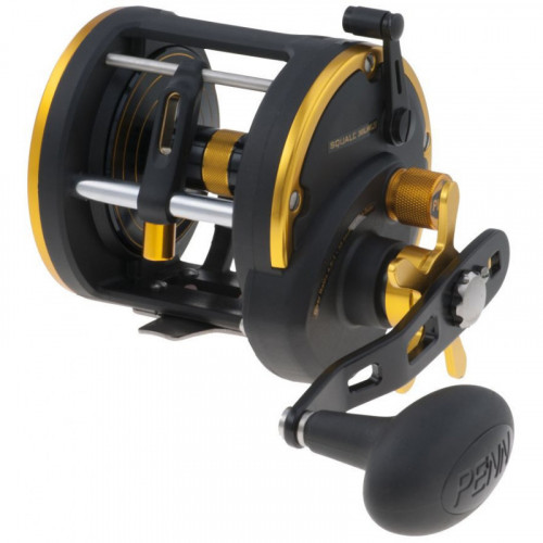 SQUALL 30 LEVELWIND REEL BOX
