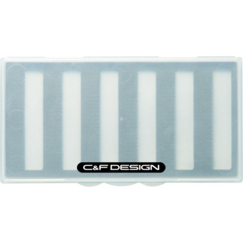 PLUS ONE FLY CASE FOR NYMPHS 6-ROWS (P1-6)