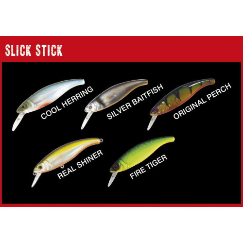 Slick Stick 60mm SR - Lemon Tiger