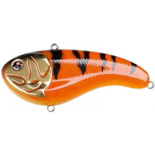 Flatt Shad Sinking Orange Fleeing Prey