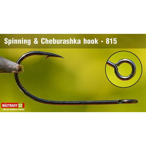 Háčik Spinning & Cheburashka 815 veľ. 4