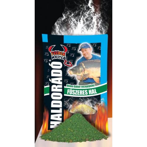 Haldorádo krmivo - Korenistá ryba  1kg