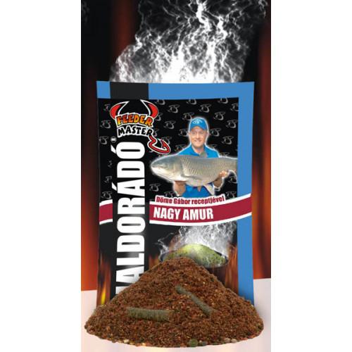 Haldorádo krmivo - veľký amur 1kg