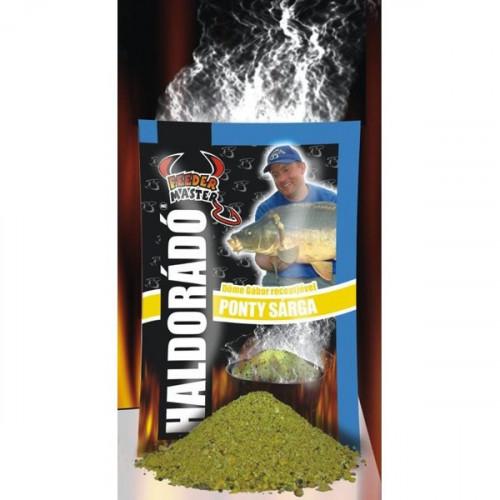 Haldorádo krmivo - Žltý kapor  1kg