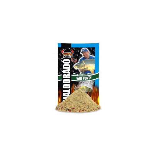 Haldorádo krmivo - Divý kapor  1kg