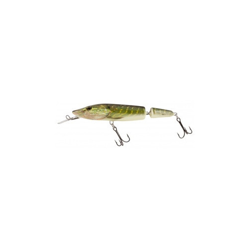 Pike Jointed Deep Runner 13cm Real Pike PE13JDR