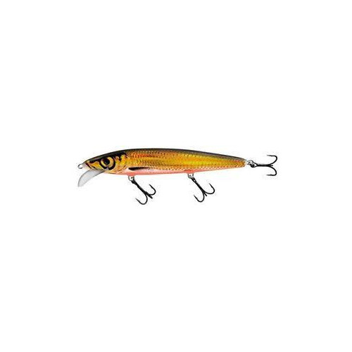 Whacky Floating 9cm Gold Chartreuse Shad WY9
