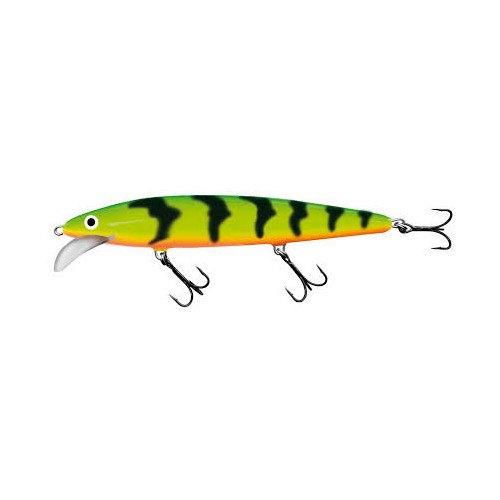 Whacky Floating 15cm Green Tiger WY15
