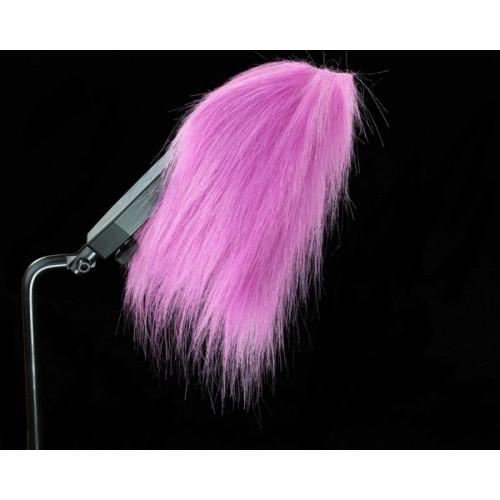 Craft Fur Long, Pink Violet, 100x140 mm