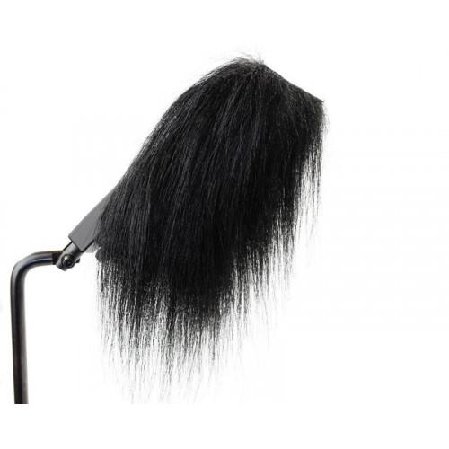 Craft Fur Long, Black, 100x140 mm