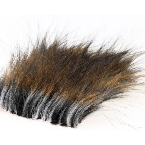 Craft Fur Medium, Natural Tanuki 100x140mm