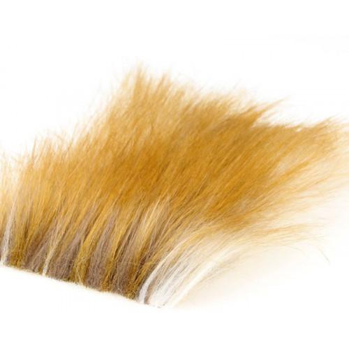 Craft Fur Medium, Brown Brandy Fox 100x140mm