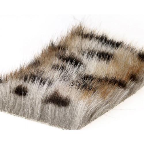Craft Fur Medium, Gray Panther 100x140mm