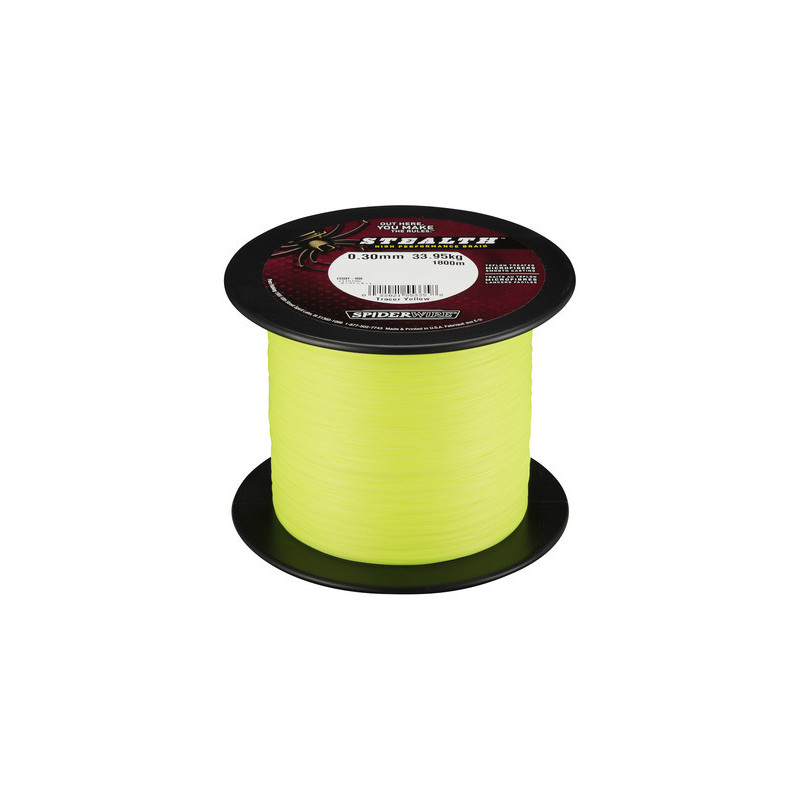 Stealth Yellow 0.12mm 1800m