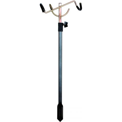 Podpierka nastaviteľná, metal, X-long, 75-128cm