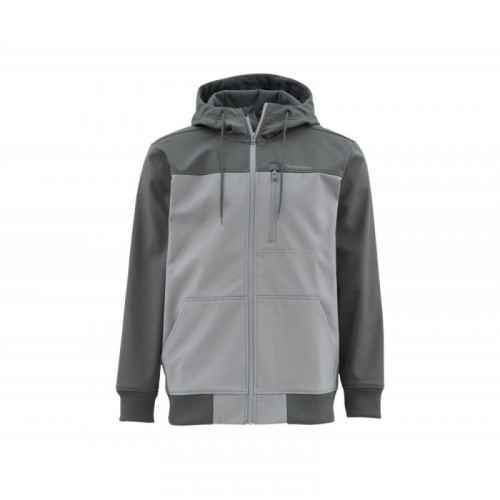 Rogue Fleece Hoody L Carbon