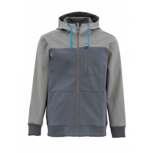 Rogue Fleece Hoody L Pewter