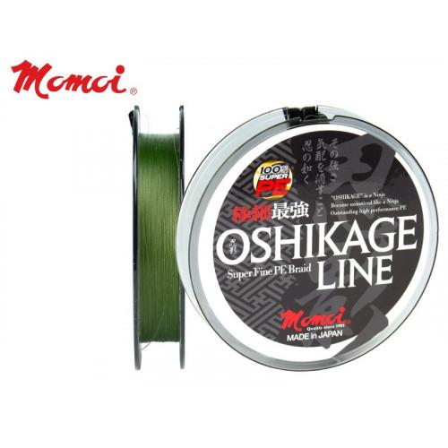 Oshikage 0.064mm/2.0kg/4.5lb/0,15g 125m zelená